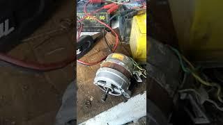 Коллекторный электро двигатель от постоянного тока