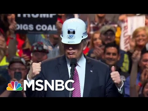Coal Miners Fight For Better Pensions Under President Donald Trump | Morning Joe | MSNBC