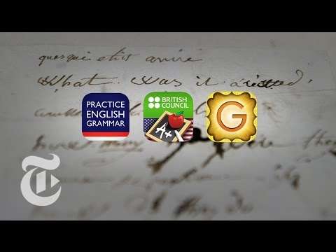 Free Apps to Improve Your English   App Smart Reviews   The New York Times