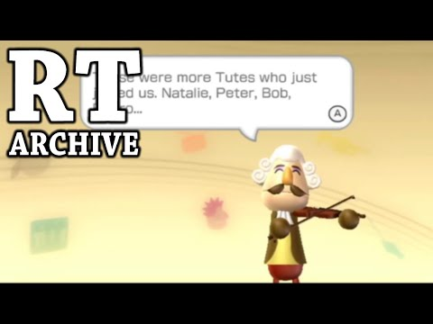RTGame Archive:  Wii Music