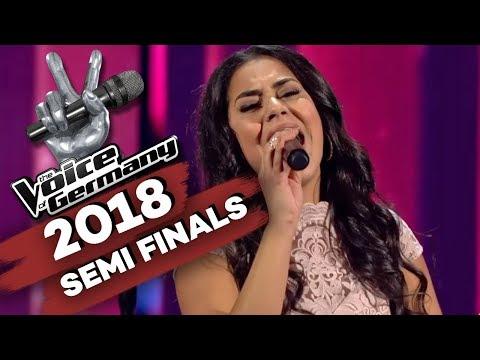 Alessia Cara - Scars To Your Beautiful (Linda Alkhodor) | The Voice of Germany | Halbfinale