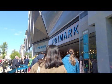 Inside The World's Biggest Primark Store In Birmingham | Steff Hanson