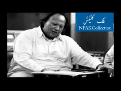 Mere baad kisko Sataogy - Qawali - Ustad Nusrat Fateh Ali Khan
