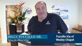 Billy Fuccillo Sr. - Dealer Principal, Fuccillo Kia of Wesley Chapel