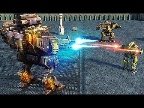 Mech Robot War 2050 - Android Gameplay