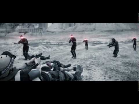 RUNDOWN (Short sci fi war film)