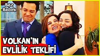 VOLKAN, BELGİN'E EVLENME TEKLİF ETTİ - Bez Bebek 96. Bölüm