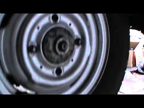 Lowering Audi F103