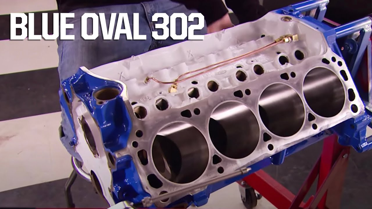 Download Ford 302 Small Block Becomes A 400+ HP Street Fighter - Horsepower S14, E1