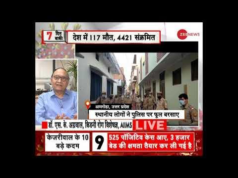 TaalThokKe Special Edition LIVE : आज 1.5 करोड़ दिल्ली वालों से कोरोना पर 'जनसंवाद' ZEE NEWS का जनसं