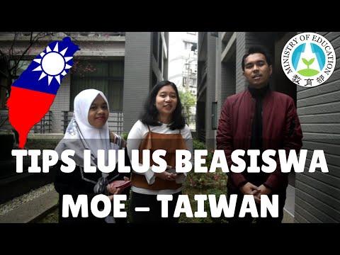 TIPS HOW TO GET MOE TAIWAN SCHOLARSHIP (BAHASA) 2019, PART 1 || #YOUTHTALK 6
