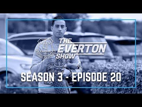 THE EVERTON SHOW: SERIES 3, EPISODE 20 - RAMIRO FUNES MORI