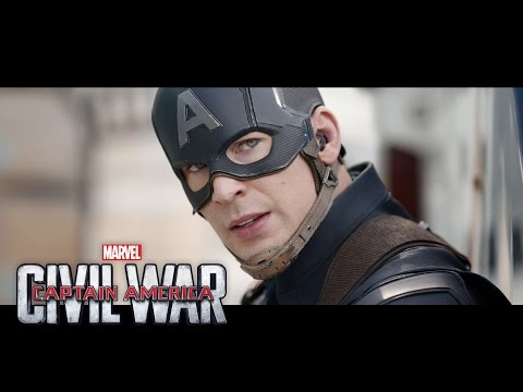Captain America: Civil War –  Trailer 2