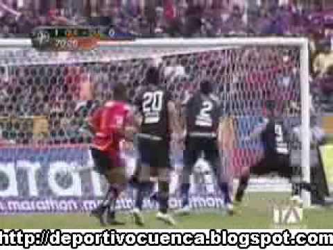 Deportivo Quito 3 - Deportivo Cuenca 2 - Final del Campeonato Ecuatoriano 2009