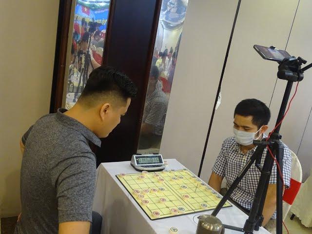 Trực tiếp : Lại Lý Huynh  vs Nguyễn Đại Thắng Vòng 3 Giải cờ nhanh A1 2021