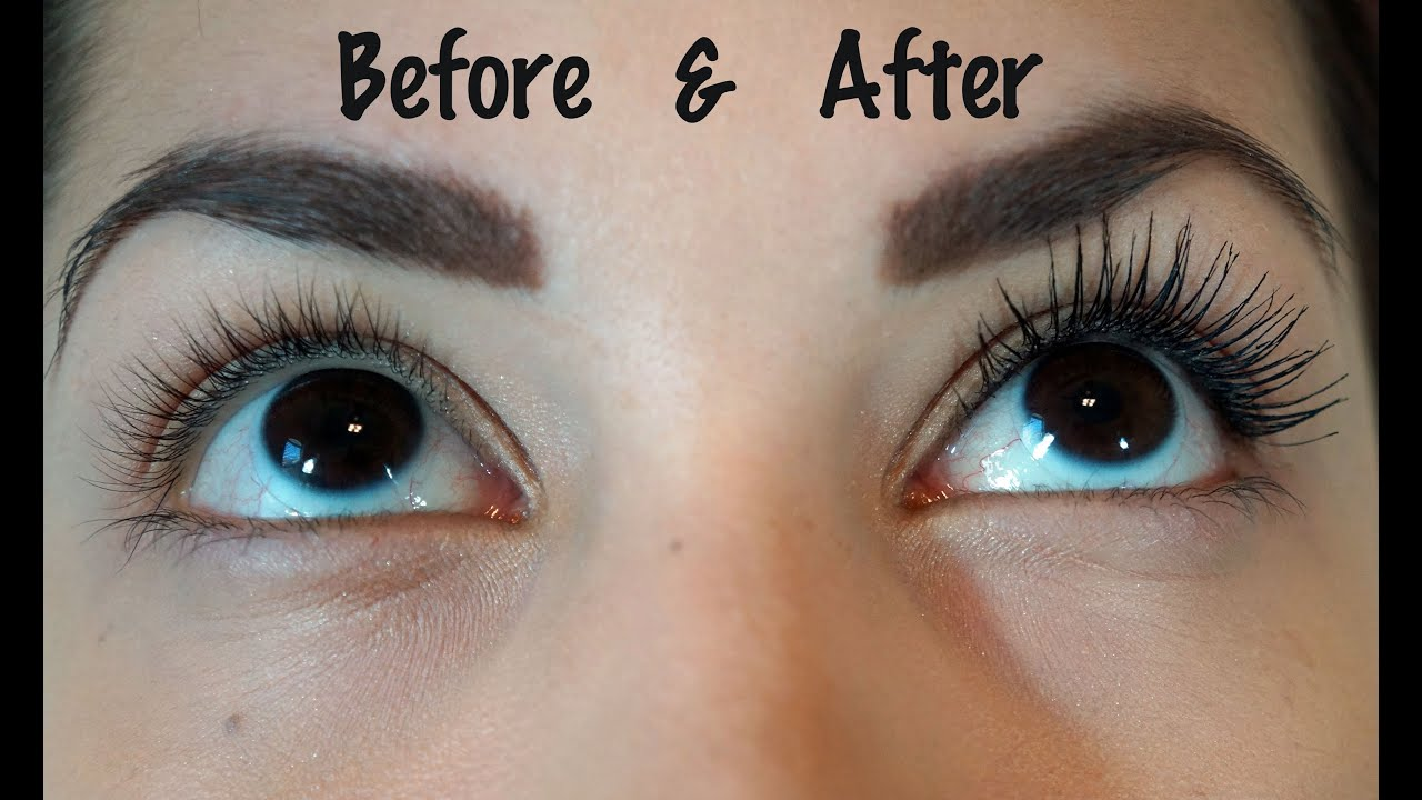 BEST Drugstore Mascara Review & Demo!! - YouTube