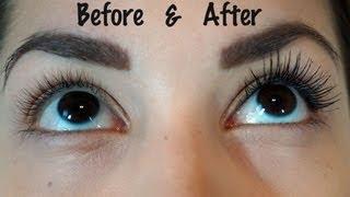 BEST Drugstore Mascara Review & Demo!!