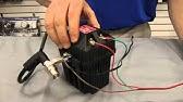 Mallory Unilite Electronic Ignition Module Testing - YouTube on