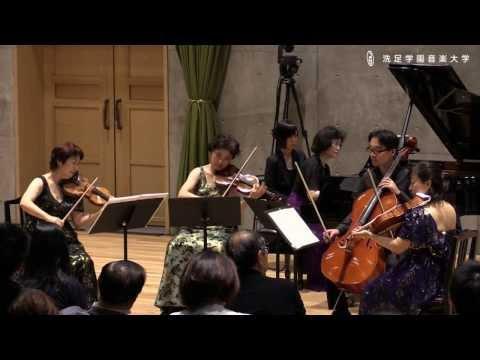 SMC 『ロマンチックな夜~ピアノ五重奏の名曲と共に~』
