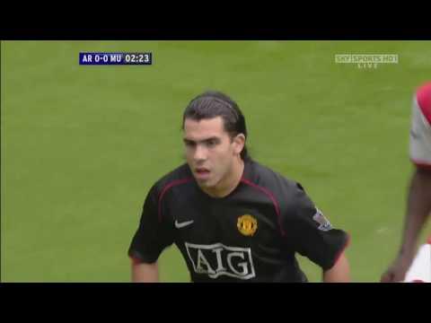 Arsenal vs Manchester United 2-2 ● 2007-2008 Full Match HD