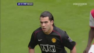 Download Video Arsenal vs Manchester United 2-2 ● 2007-2008 Full Match HD MP3 3GP MP4
