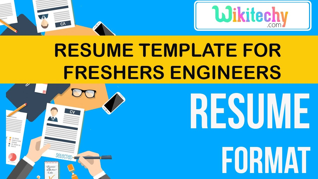 resume | resume template for freshers engineers | sample resume ...