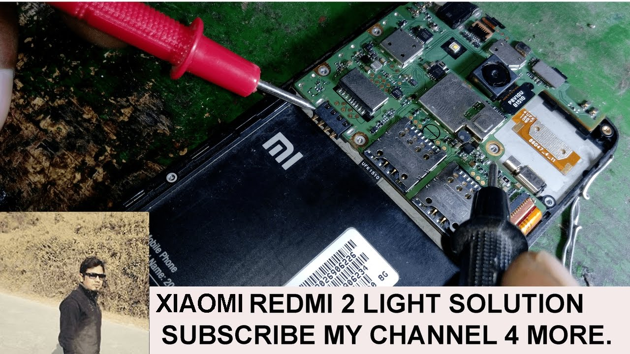 Xiaomi Redmi Display Lighting solution Problem Solved