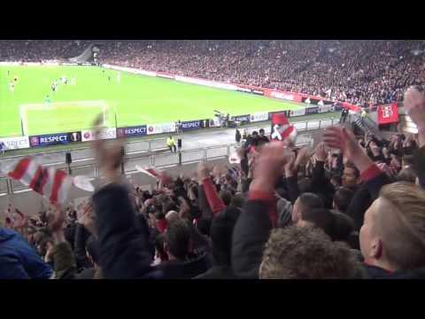 Ajax - Celta de Vigo 3-2 (03-11-2016)