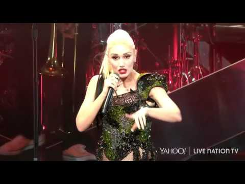 Hollaback Girl ~ Gwen Stefani Live TIWTTFL Tour Xfinity Center Mansfield, MA