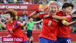 Tranh HCĐ bóng đá nữ ASIAD 2018: Hàn Quốc 4-0 Đài Bắc (Trung Hoa) | VTC Now