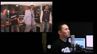 Chris Brown ft. Justin Bieber - Next To You (Jason Chen & Ahmir Cover)