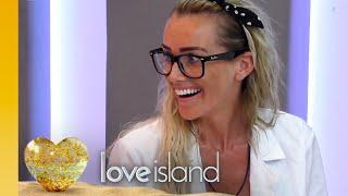 Laura Shades Jack During His Lie Detector Test | Love Island 2018
