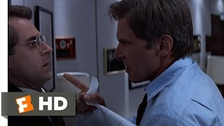 Clear and Present Danger (7/9) Movie CLIP - If I Go Down You