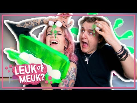 Nickelodeon Slime Smash | LEUK OF MEUK?
