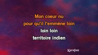 Karaoké L'indien - Juliette Armanet *