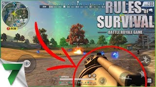 FIRST PERSON GAMEPLAY!! IS HERE!! | Rules of Survival