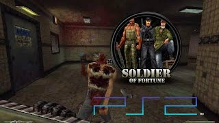 REVIEW - SOLDIER OF FORTUNE (GOLD) - PS2