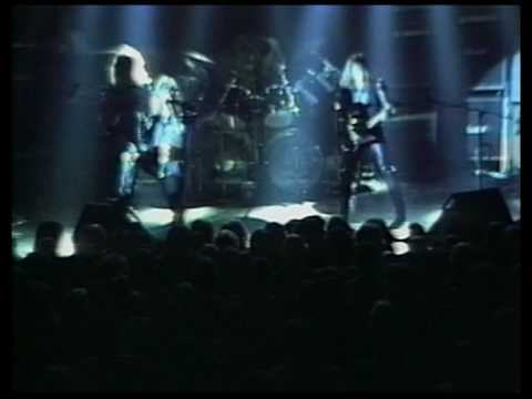 OMEN - Battle Cry - LIVE 1984 - Part 10 - YouTube
