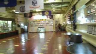LST{Landing Ship Tank} 393 Tour Muskegon Michigan.
