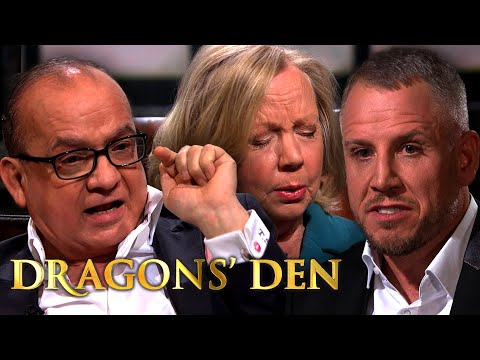 Entrepreneurs Cutthroat Decisions Alienate & Frustrate The Dragons | Dragons' Den