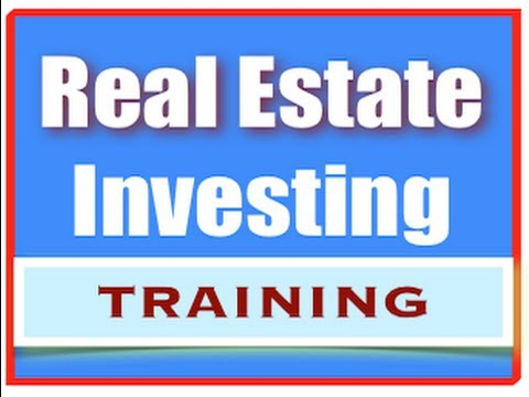 Image result for Real Estate Investing Training
