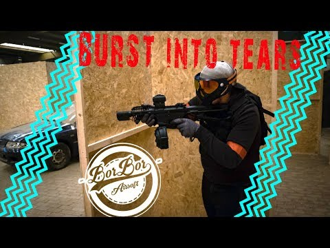 He Almost BURST into Tears ~ AIRSOFT CQB Gameplay #5 | ARP9 | WOLVERINE INFERNO Gen. 2