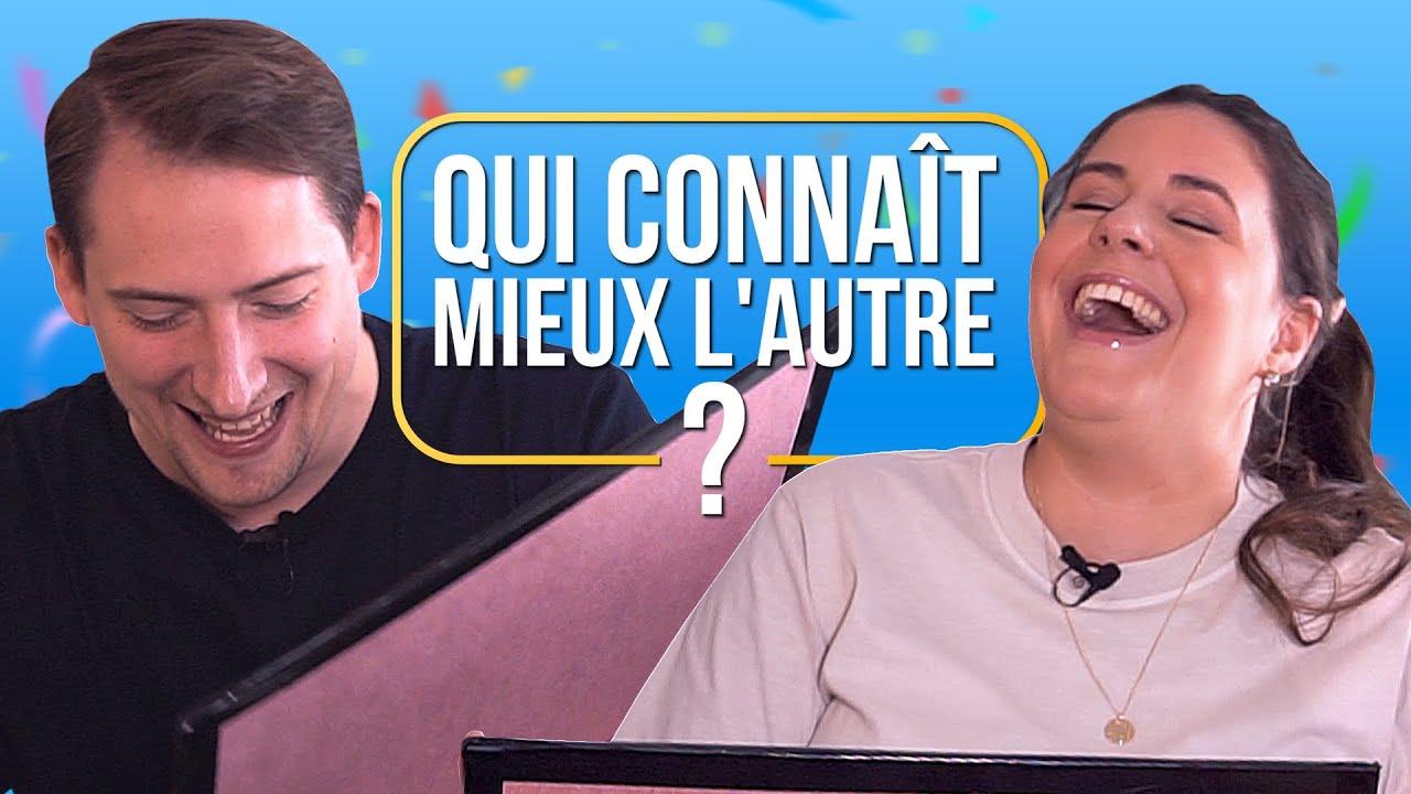 QUI CONNAÎT MIEUX L'AUTRE ? (feat. MATH)