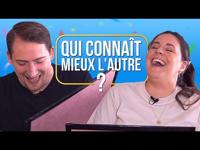 QUI CONNAÎT MIEUX L'AUTRE ? (feat. MATH) - Just Helena