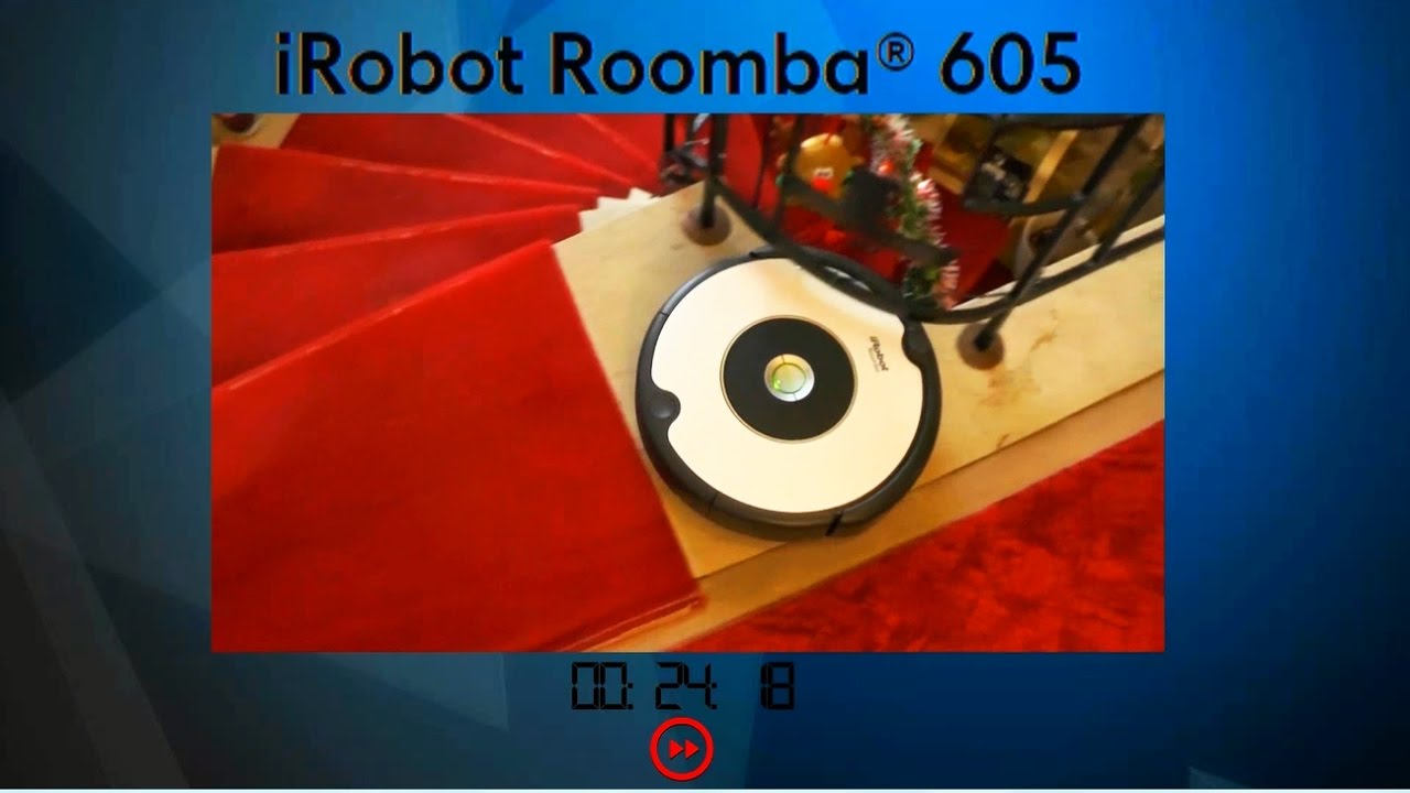 irobot roomba 605 functional vacuum reviews - Roomba Vacuum Reviews