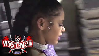 Bianca Belair's First Moments As Champion: WrestleMania 37 Exclusive, April 10, 2021