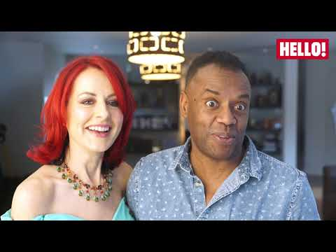 Carrie and David Grant: inside their family home