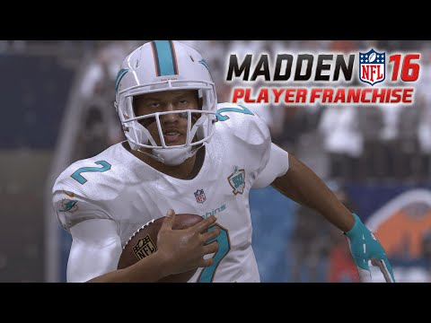 Madden NFL 16 - QB Player Franchise Ep. 17 - Week 17 at. Chicago