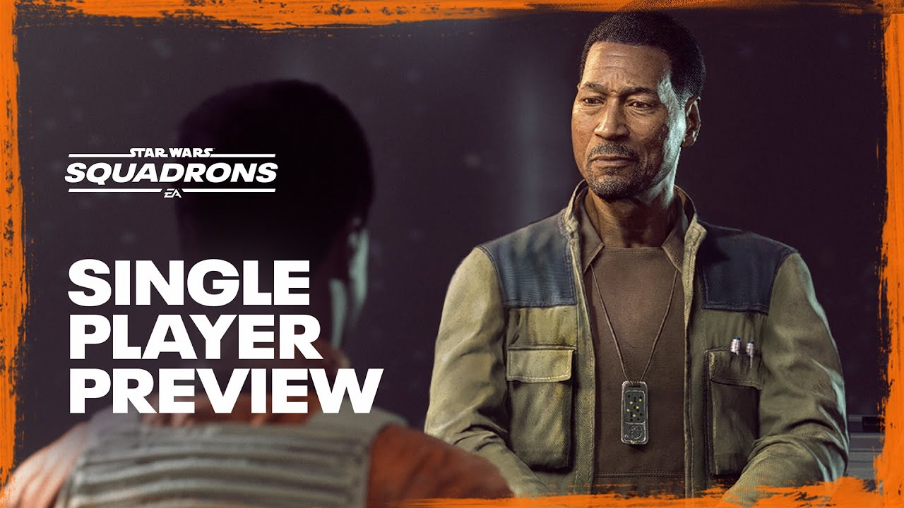 Star Wars: Squadrons – Official Single Player Preview | PS4