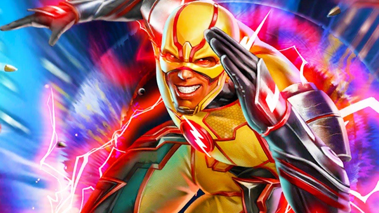 Top 10 Villains Faster Than The Flash